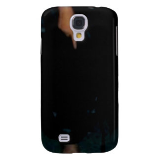 POINTING DOWN SAMSUNG GALAXY S4 COVERS