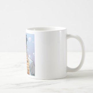 Pointing Finger - male model pointing at you Coffee Mug