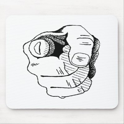 Who is Samurai? Pointing_finger_mouse_pad_mousepad-p144633123547797297trak_400