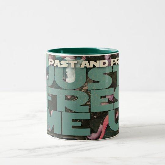 Pointless Concert 2009 Two-Tone Coffee Mug