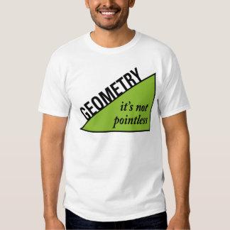 Pointless Geometry T Shirt