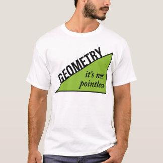 Pointless Geometry T-Shirt