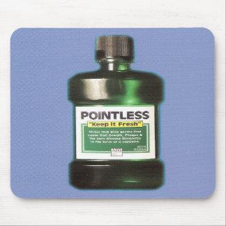 """Pointless Mousepad - """"Keep it Fresh"""""""