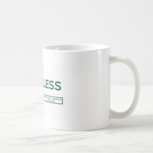 "Pointless Mug - ""Nicholson Commons Approved"""
