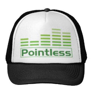 Pointless Music Player Mesh Hat