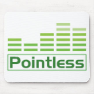 Pointless Music Player Mouse Pad
