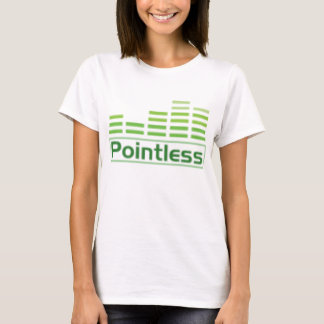 Pointless Music Player T-Shirt