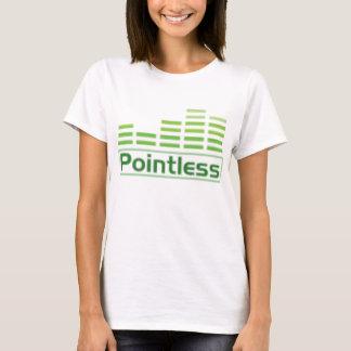 Pointless Music Player T-Shirt