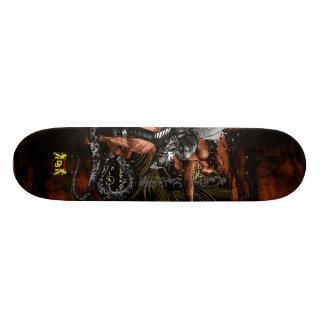 Pointman Skateboard