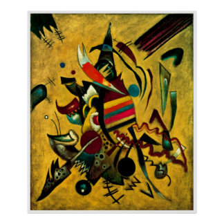 Points (abstract art) ~ poster