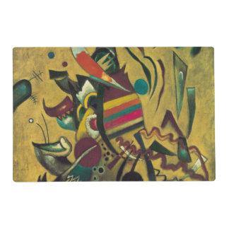Points by Wassily Kandinsky Placemat