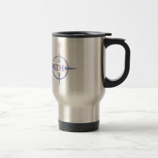 Points North Logo Travel Mug
