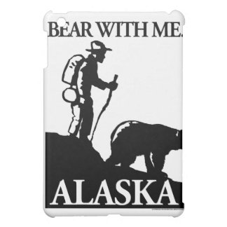 Points North Studio 'Bear With Me' Alaska Case For The iPad Mini