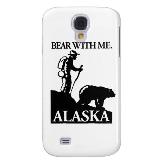 Points North Studio 'Bear With Me' Alaska Galaxy S4 Cover