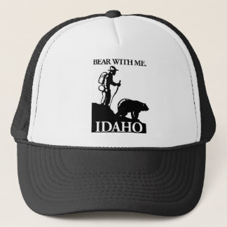 Points North Studio 'Bear With Me' Idaho Trucker Hat