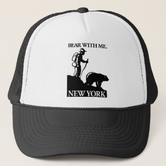 Points North Studio 'Bear With Me' New York Trucker Hat