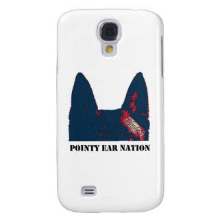 Pointy Ear Nation design Samsung Galaxy S4 Case