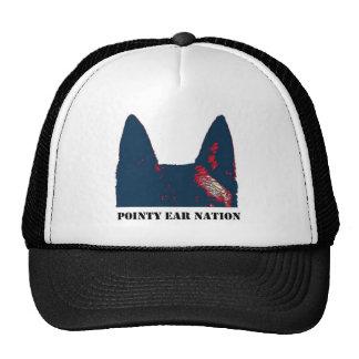Pointy Ear Nation design Trucker Hat