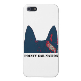 Pointy Ear Nation Covers For iPhone 5