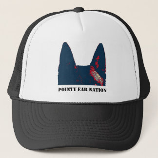 Pointy Ear Nation Trucker Hat