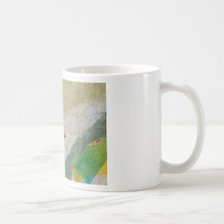 Pointy Nose Coffee Mug
