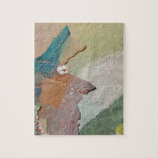 Pointy Nose Jigsaw Puzzle