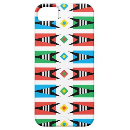 Pointy Retro2 iphone 5 case