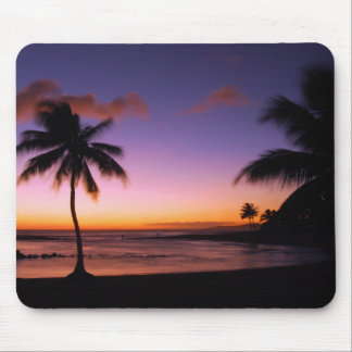 Poipu Beach Kauai Hawaii Mouse Pad