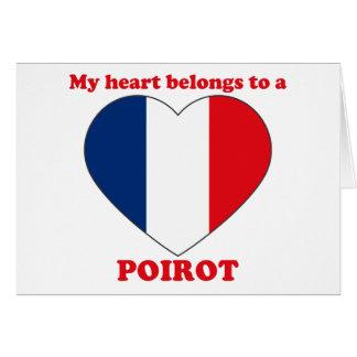 Poirot Card