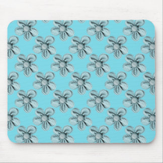 pois patterns mouse pad