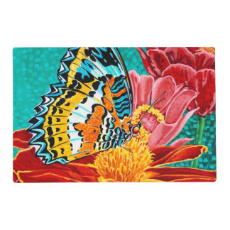 Poised Butterfly I Placemat