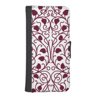 Poised Pleasant Heavenly Self-Disciplined iPhone SE/5/5s Wallet