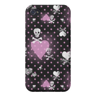 Poision Love iPhone 4/4S Cover