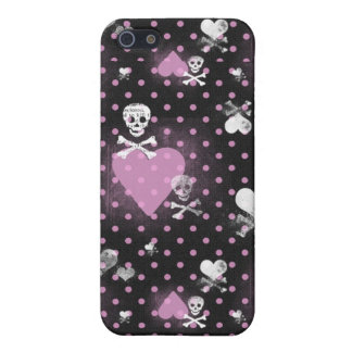 Poision Love iPhone SE/5/5s Cover