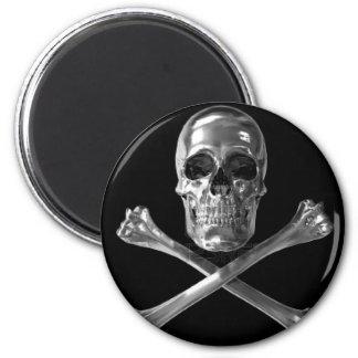 poison 2 inch round magnet