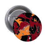 Poison Apple Abstract Button