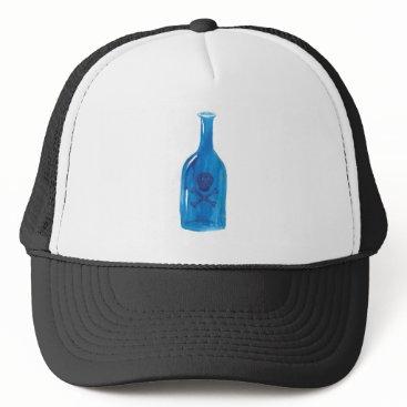 Halloween Themed Poison Bottle Trucker Hat