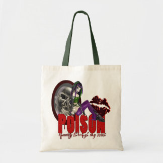 Poison - Budget Tote