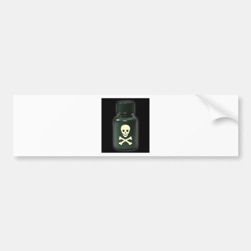 poison bumper stickers