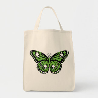 Poison Butterfly Tote Bag