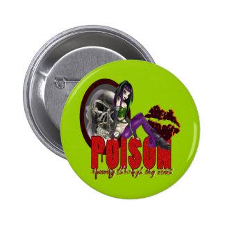 Poison - Button