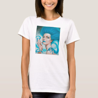Poison by Britt Martin Ladies Tshirt