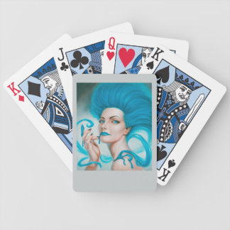 Poison by Britt Martin Playing Cards