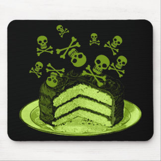 Poison Cake Mouse Pad