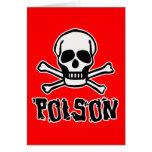Poison Card