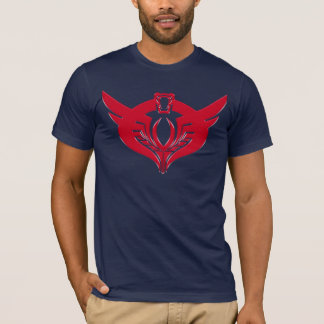 POISON COBRA ARMY [RED+BLUE] T-Shirt