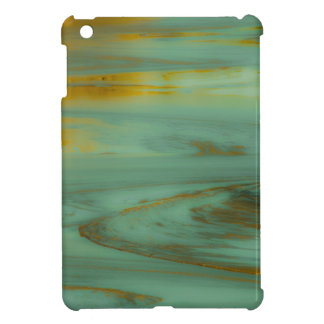 Poison Creek Wyoming Abstract Photography Design iPad Mini Cases