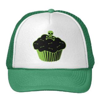 Poison Cupcake Hats