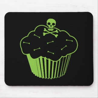Poison Cupcake Mouse Pad