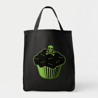 Poison Cupcake Tote Bag